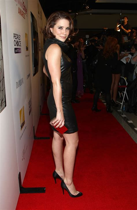 Hill In The Sunday Times Style Awards 2007 by Photo One Tree Hill Style Awards Bush