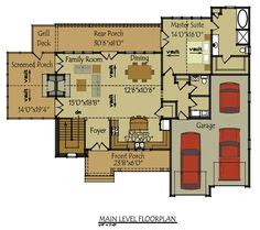 cottage floorplans 1000 images about guest house on cabin kits
