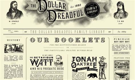Modern Prairie Style by 50 Really Cool Retro Vintage Style Websites For