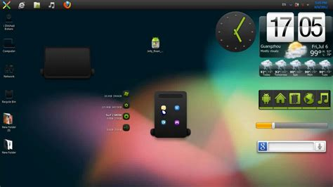 download theme untuk android jelly bean android jelly bean theme skin for windows 7 mp4 youtube