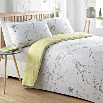Sainsbury Bedding Sets Home Collection White Birdy Bedding Set Debenhams