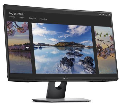 Dell S2716dg dell presenta i monitor s2716dg g sync e se2716h curvo
