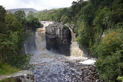high force waterfall on the river tees photo walking britain bluestone images photography by david forster 03d 6622