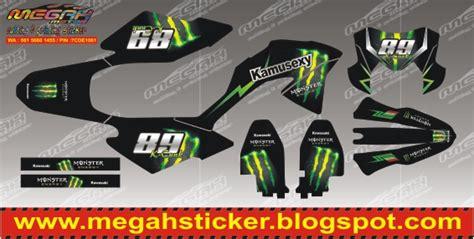 Kaos Racing Metal Mulisha Putih megahsticker