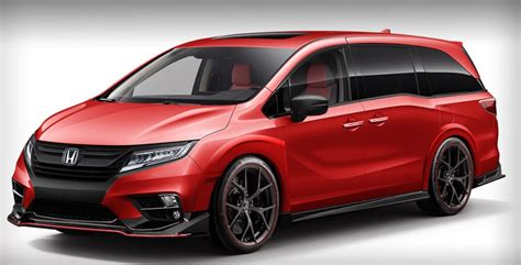 Honda Usa 2020 by 2020 Honda Odyssey Configurations Release Date Price