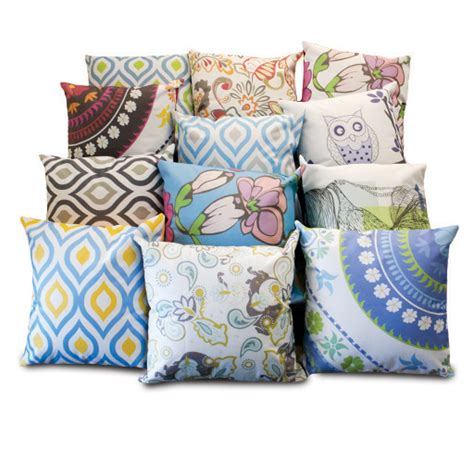 with washable cushions waterproof outdoor printed cushions washable scatter