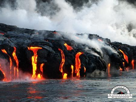 lava boat tours the big island lava ocean adventures offers you the finest big island