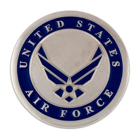 air challenge coin u s air commerorative challenge coin pinmart