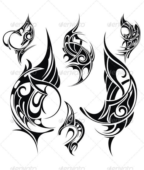 swirl tribal tattoos 110 best designs and patterns images on