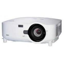 Proyektor Mini Nec jual harga nec np3200 proyektor ansi lumens 5000 dlp xga