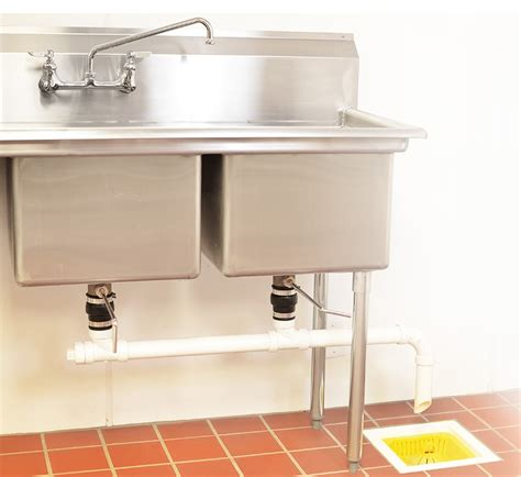 Restaurant Kitchen Sinks Stainless Steel Commercial Kitchen Sink For Industrial Kitchen