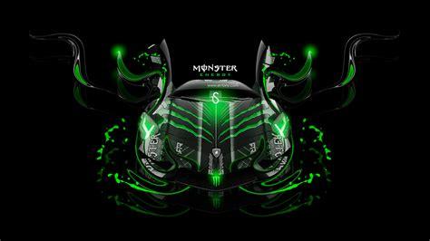 Monster Energy Lamborghini Aventador Front Fantasy Plastic