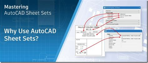 autocad tutorial sheet set sheets sets autocad it is not necessary to complete the