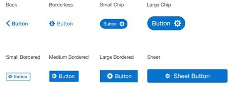 ios design guidelines button size alta mobile icon guide