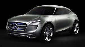 the new car mercedes vision g code concept car 2014 a new baby suv