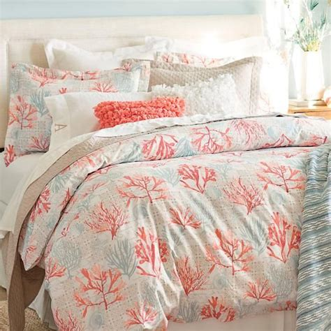 coral down comforter 352 best beach cottage l beach home images on pinterest