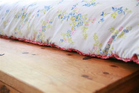 diy comforter diy duvet cover comforter cover from two flat sheets my