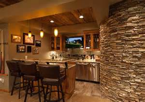 Ranch Style House Plans With Basements barnwood basement remodel mcdonald remodeling