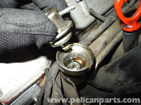 Mercedes Benz W210 Fuel Pressure Regulator Replacement