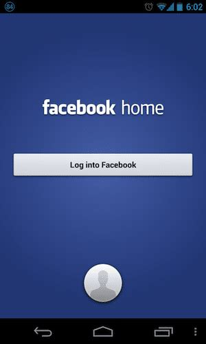 facebooj apk install home on any android phone update