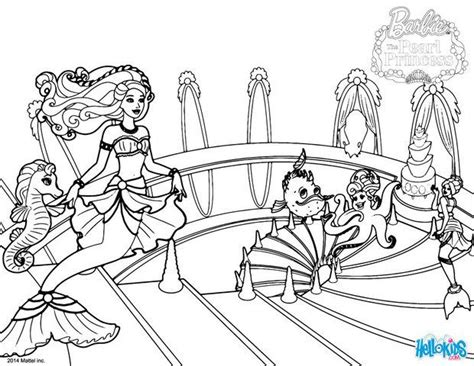 barbie lumina coloring pages lumina princess mermaid coloring pages hellokids com