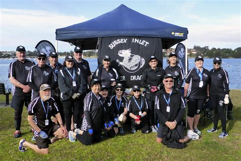 dragon boat nowra news sussexinletriverdragons