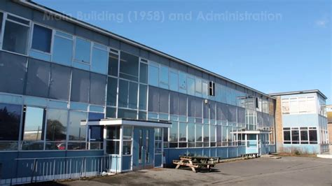 Salisbury Mba by Goodwin Academy Salisbury Road Site Teaching Rooms And