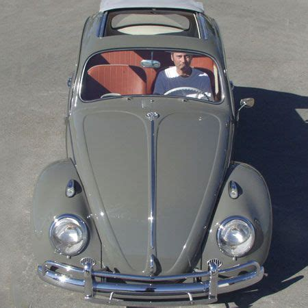 grey volkswagen bug oval ragtop yov jacqves on favorite car on