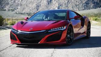 Acura Nsx 2017 Acura Nsx Praised By Consumer Reports For Its Comfort