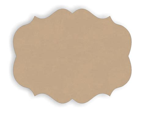 templates for wood cutouts unfinished wood plaque craft cutout shape 4p810b