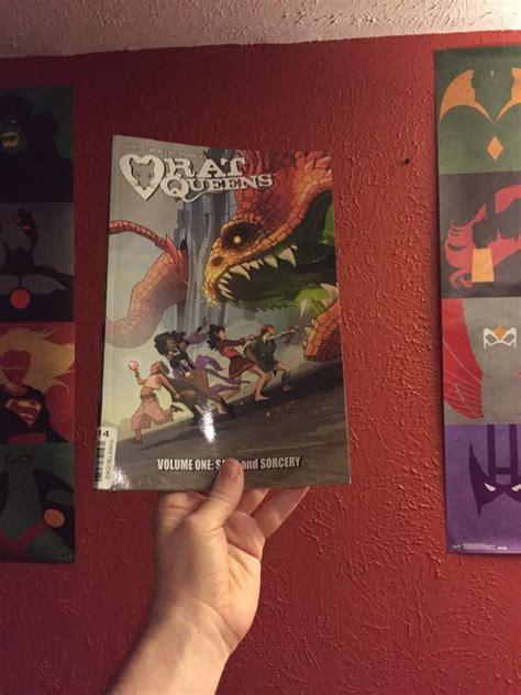 rat volume 4 high fantasies rat volume 1 review comics amino