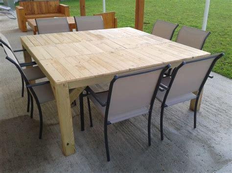25 best ideas about table salon de jardin on table de jardin bois meubles de patio