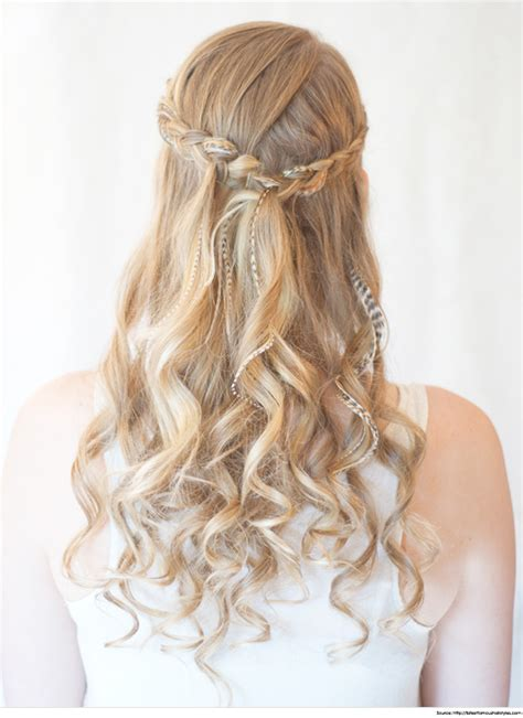 french and feather haircuts 30 stunning bridesmaid hairstyles