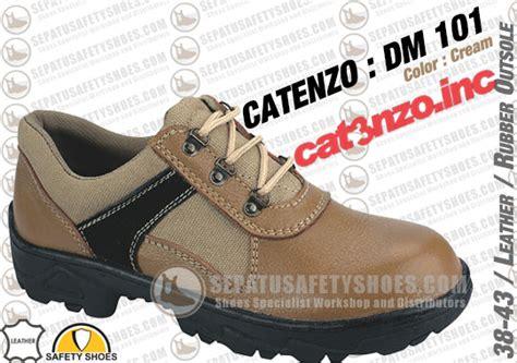 sepatu safety catenzo dm 101