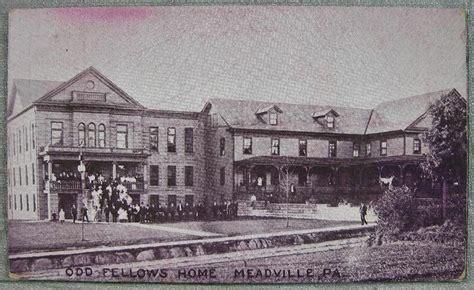 1900 s meadville pa fellows home meadville 1880 s