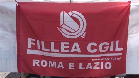 cgil scuola roma sedi scuola fillea cgil roma lazio aderisce allo sciopero