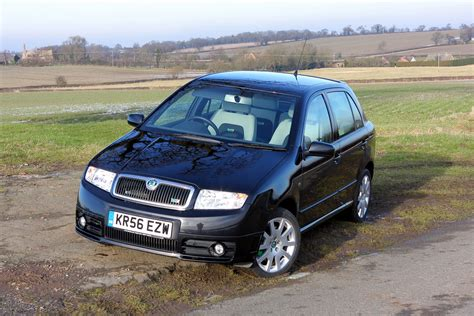 cost of skoda fabia skoda fabia vrs 2003 2007 buying and selling parkers