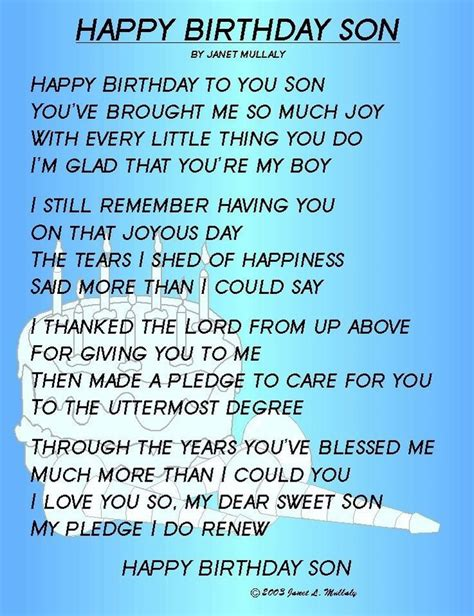 Birthday Quotes For 4 Year 1000 Ideas About Happy Birthday Son On Pinterest Happy