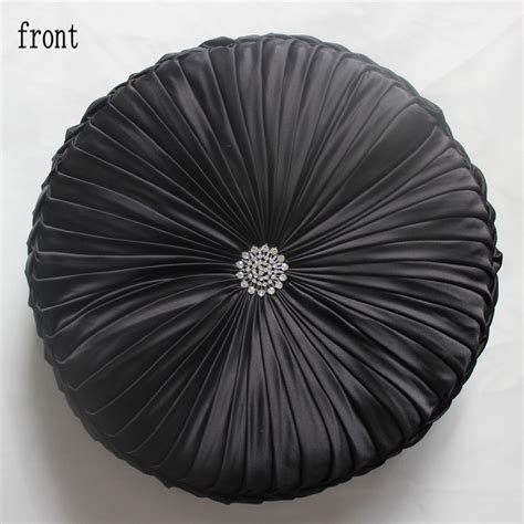round throw pillows for couch aliexpress com buy vezo home decorative black sofa round