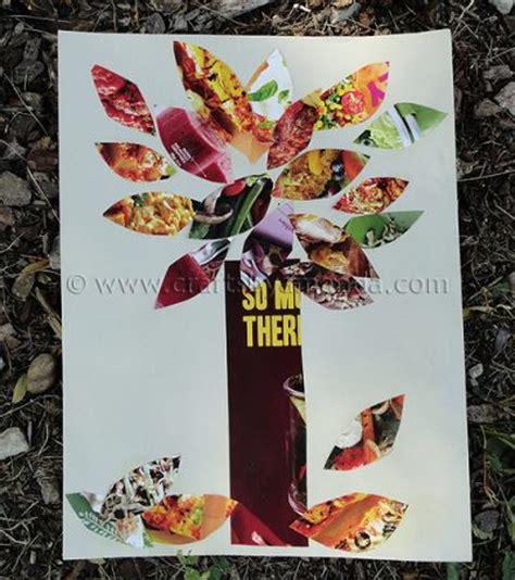 family magazine crafts fall magazine tree family crafts