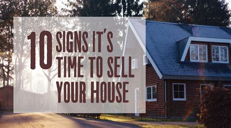 to sell your house 10 signs it s time to sell your house zercher realty partners