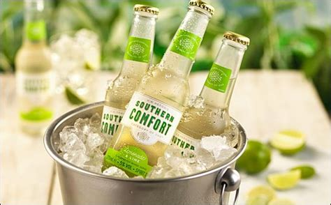 Southern Comfort Cider by Southern Comfort Launches Premix In Bottles