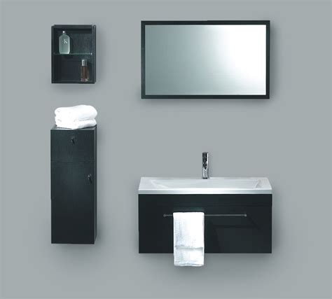 Modern bathroom vanity lana