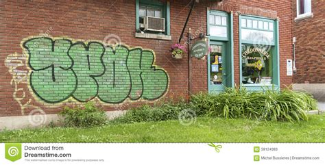 Lava L Wall by Shoe Repair Shop Editorial Stock Photo Image 58124383