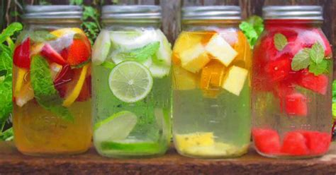Is It Better To Make Your Own Detox Tea by La Ricetta Della Detox Water L Acqua Che Sgonfia La