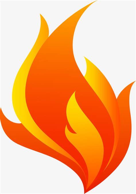 chamã gieã en gr 225 fico de vetor chama vermelha a cor do fogo
