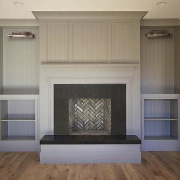 Built In Bookcases Next To Fireplace Fireplace Built In Cabinets Design Ideas