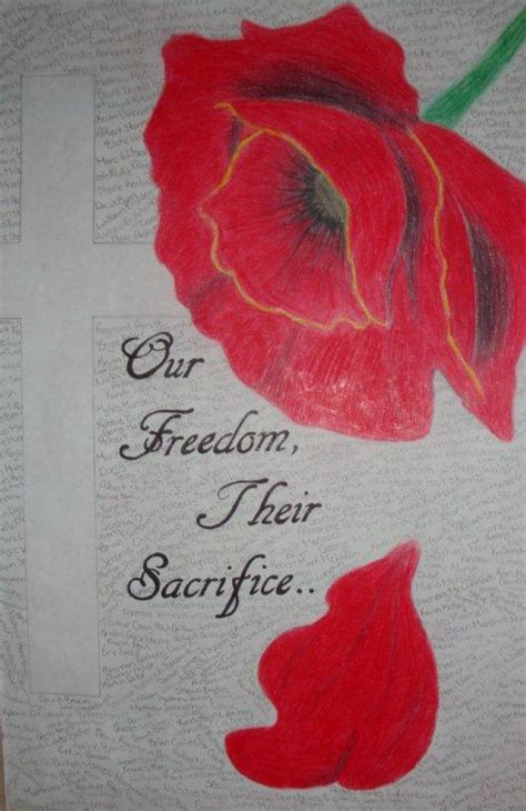 poppy poster ideas remembrance day poster literary contest winners