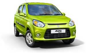 Suzuki Alto Mileage Maruti Suzuki Launches Alto 800 Facelift With Higher