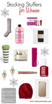 Stocking Stuff by Stocking Stuffers For Women Classy Yet Trendy